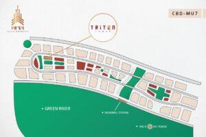 Triton Tower New Capital