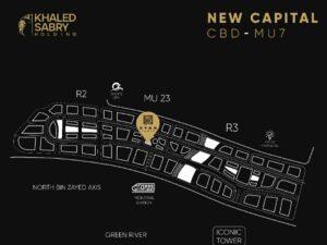 رايان تاور العاصمة الإدارية الجديدة